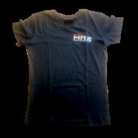 Heren T-Shirt Blauw