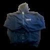 Vest met Capuchon Blauw