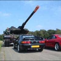 Tank Meeting