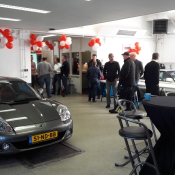 25 JAAR TOYOTA MR2 CLUB NEDERLAND