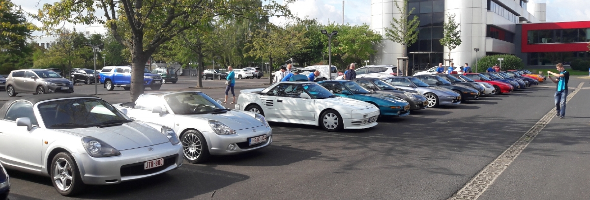 MR2 EURO MEETING