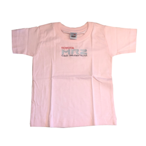 Kinder T-Shirt Roze